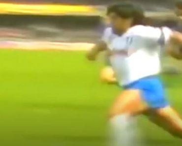 The legendary moments of Diego Maradona
