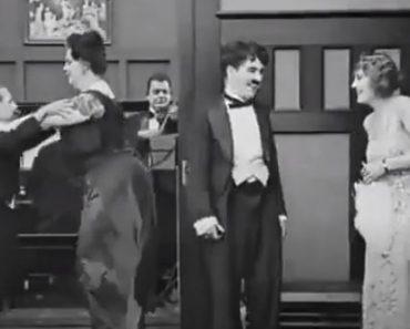 Saclo Charlie Chaplin The Adventurer 1917