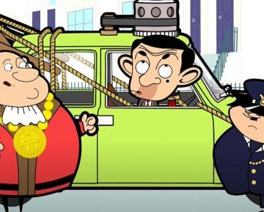 Viral BEAN - Funny video - Mr Bean Cartoon Season 2