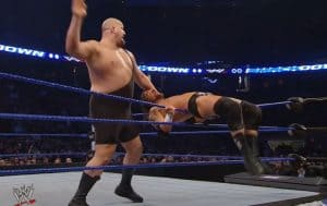 FULL MATCH - Triple H vs. Big Show – Last Man Standing Match - SmackDown