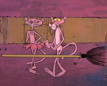 The Pink Panther in Pink-A-Rella - Kids cartoon