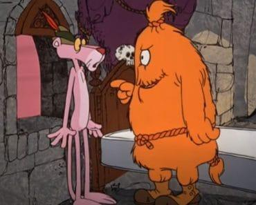 The Pink Panther in Pink Plasma - Kids Cartoon