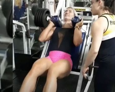 Funny Girls gym fail Camp - Funniest workout fails ever