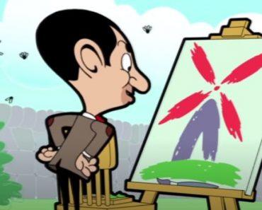 Funny PAINTER Bean - New Kids cartoon - Mr Bean Cartoon Season 1 Full