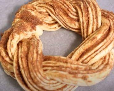 Cinnamon Braid Bread