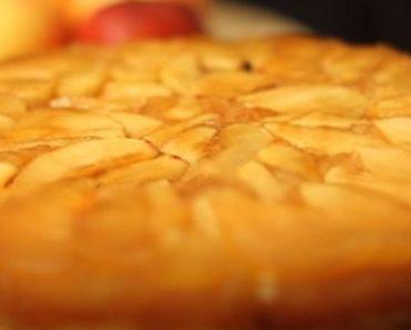 How to make Apple Upside Down Cake