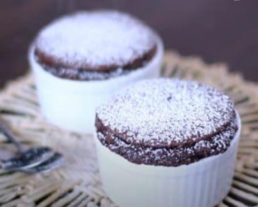 Chocolate Soufflé Recipe