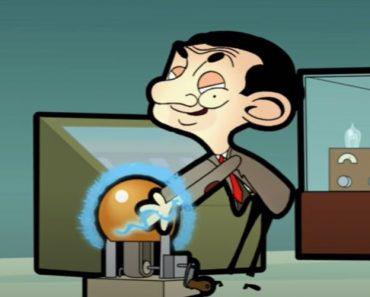 Funny Bean's New GADGETS - Mr Bean Cartoon for Kids
