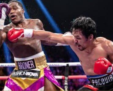 Pacquiao vs Broner FULL FIGHT