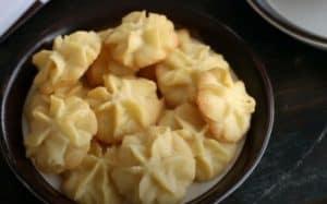 Butter Cookies (Pastisetas)