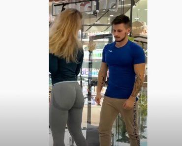 Girl UNDRESSED in the Subway - Shopping Mall Pranks Tiktok Videos 2021